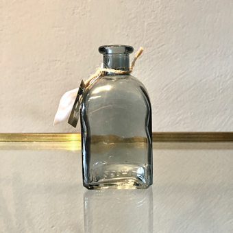 Glass bottle 6.2x13.5cm