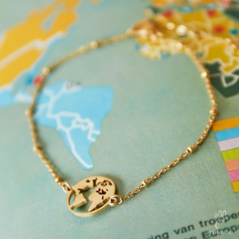 Armband Beautiful World
