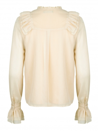 Ydence Blouse Charlie Cream