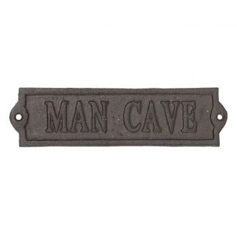 Sign MAN CAVE