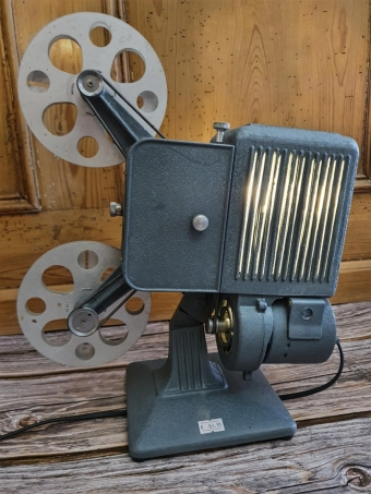 lamp film antracite projector