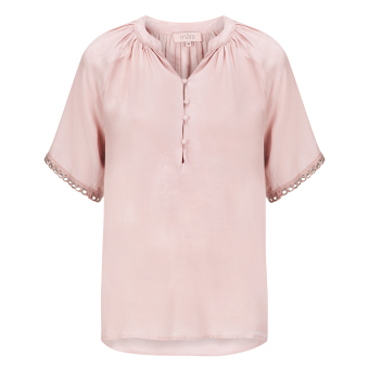 Milla Amsterdam Tyge Top - Misty Pink