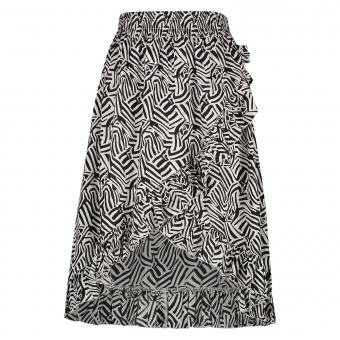 OSCAR & JANE Skirt Annika Graphic Zebra