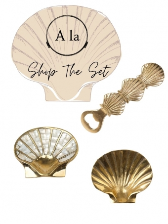 À La Collection Shell Set