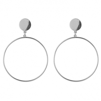 The Hoops silver